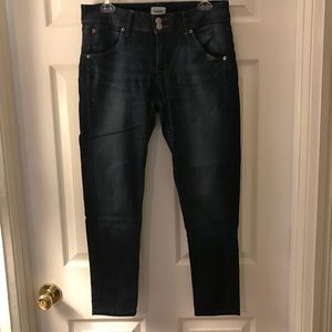 Hudson Collin Flap Skinny Jean Size 31